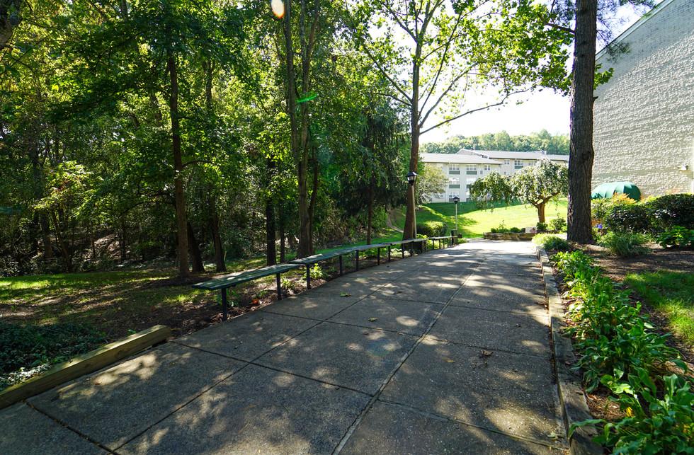 Forest Village Walking Trail