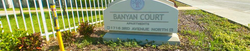 Banyan Court Welcome
