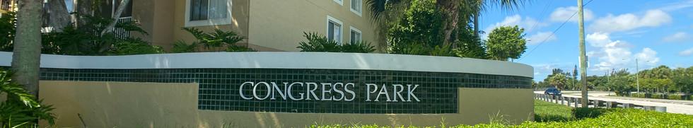 Congress Park Exterior Building