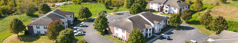 Aerial View of Rose Hill