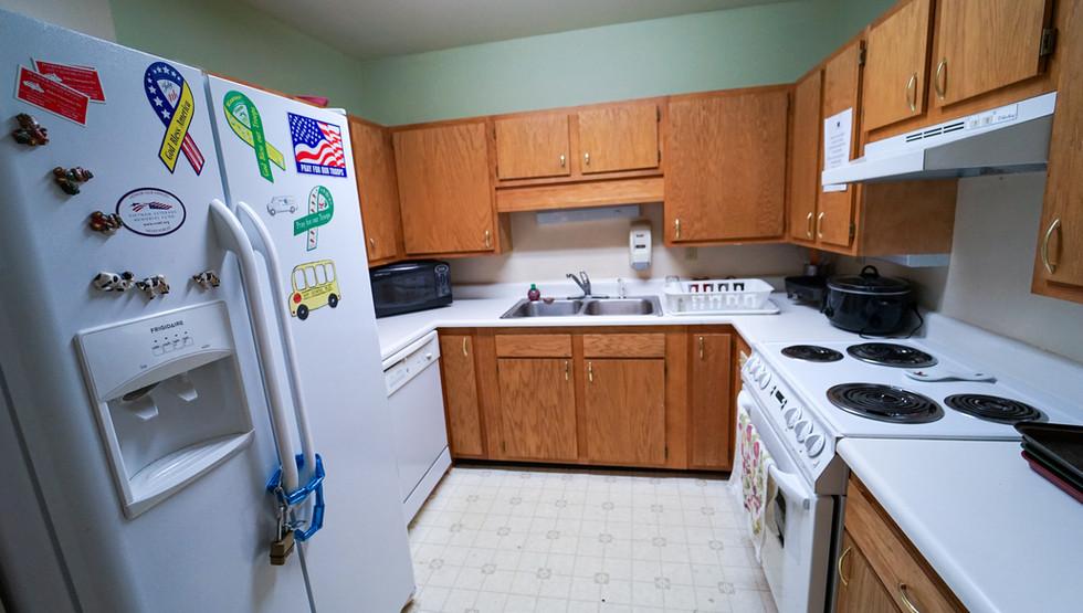 Apartment Kitchen Area