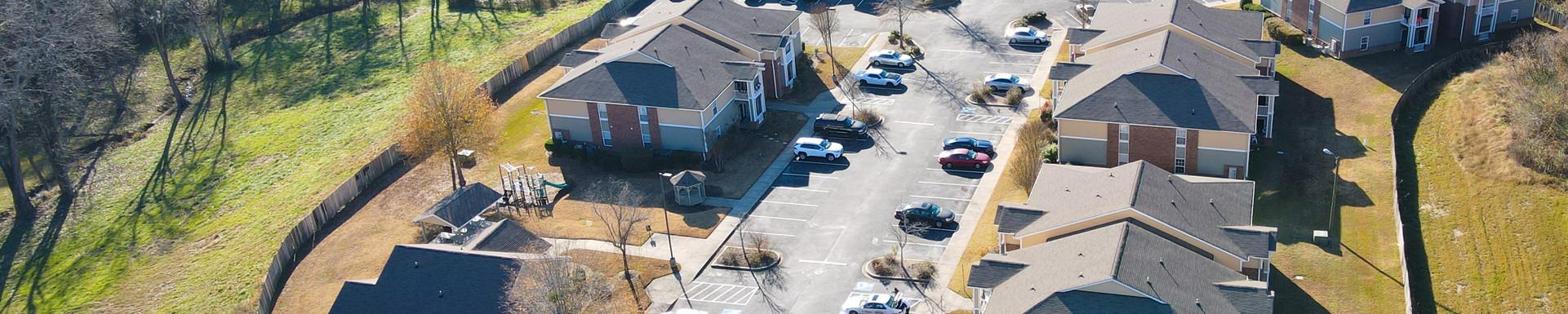 Sycamore Run Aerial Photo