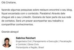 Sabrina Reichert