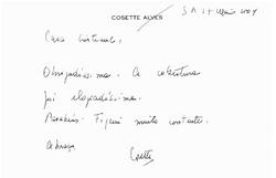 Cosette Alves