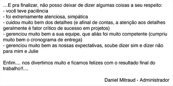 Daniel Mitraud