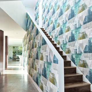 Stunning New Harlequin & Sanderson Collections