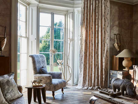 Prestigious Textiles - New Spring 2020 Collections