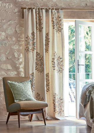 New Sanderson Elysian Fabric and Wallpapers