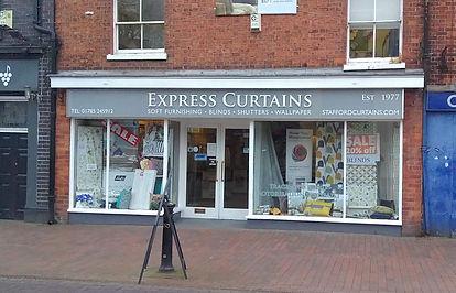 Express Curtains shop