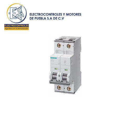 Automático magnetotérmico 5SY6206-7