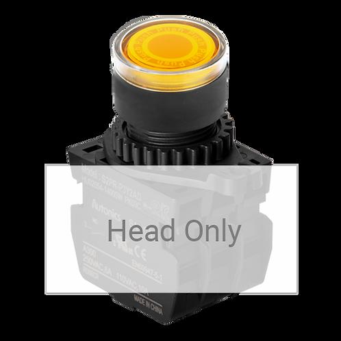 Botón pulsador iluminado S2PR-P3Y