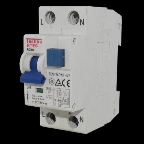 Interruptor de Corriente RTECX62C06100