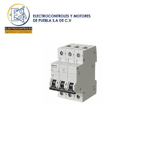 Interruptor automático 5SJ6306-7SC