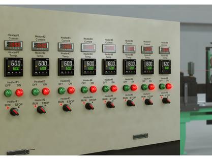 Controladores de temperatura PID de pantalla LCD