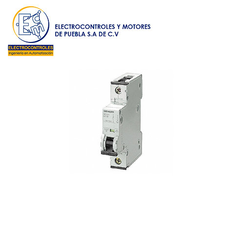 Automático magnetotérmico 5SY6110-7