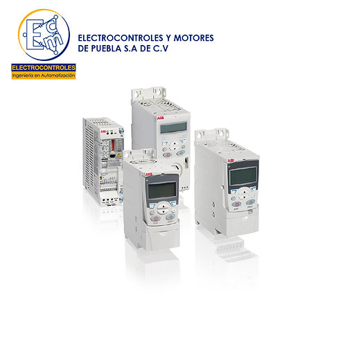 Convertidor de frecuencia ACS55-01N-04A3-2