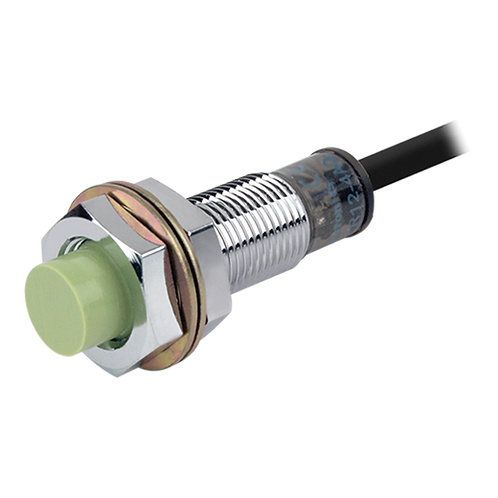 Sensor de proximidad cilindrico distancia de sensado 4 mm PR12-4AO
