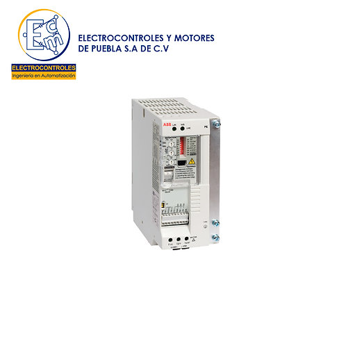 Convertidor de frecuencia ABB ACS55-01E-02A2-1
