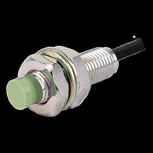 Sensor de proximidad cilíndrico distancia de sensado 2 mm PR08-2DN