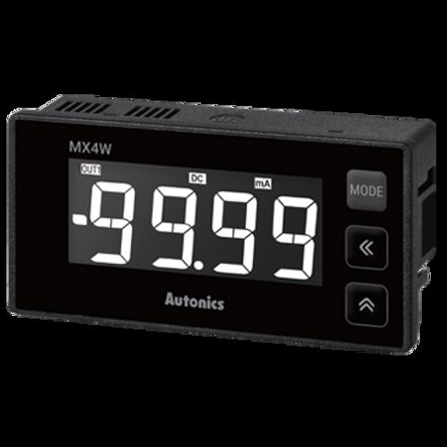 Medidores para panel múltiple MX4W-A-FN