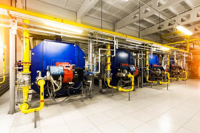 mantenimiento preventivo a calderas dega