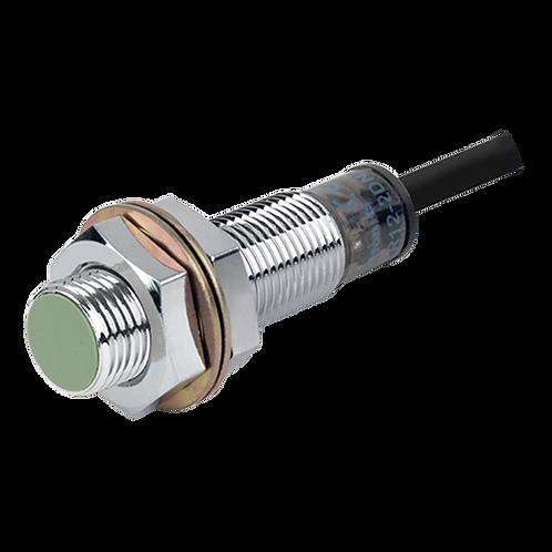 Sensor de proximidad cilindrico distancia de sensado 2 mm PR12-2DN