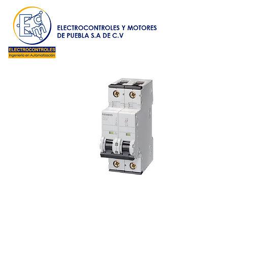 Automático magnetotérmico 5SY6210-7