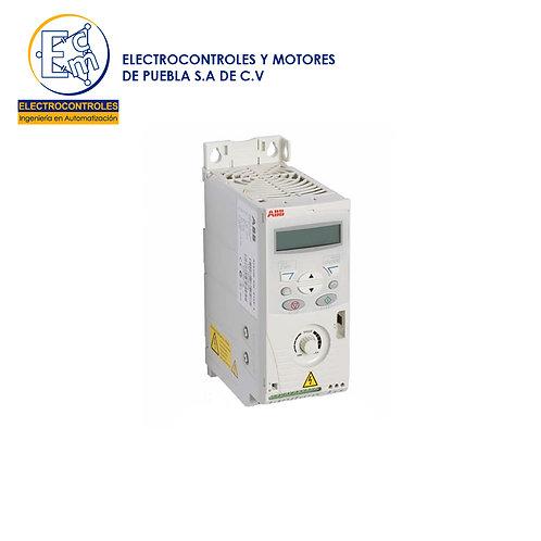 Convertidor de frecuencia ACS150-03E-02A4-4