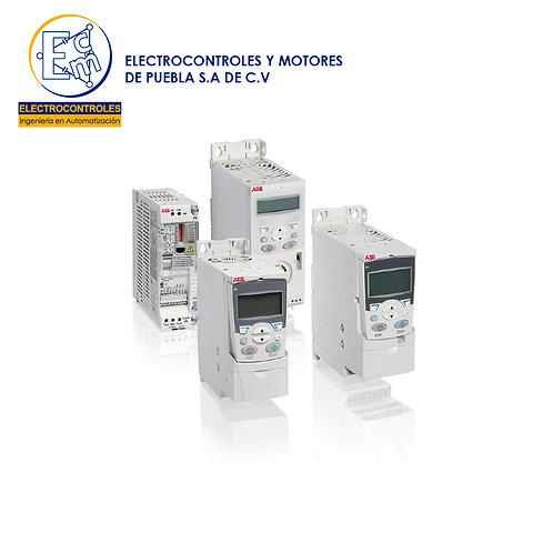 Convertidor de frecuencia ACS55-01N-07A6-2