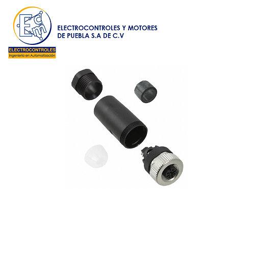 Conector - SACC-M12FS-5CON-PG9-M