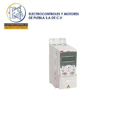 Convertidor de frecuencia ACS355-01E-02A4-2