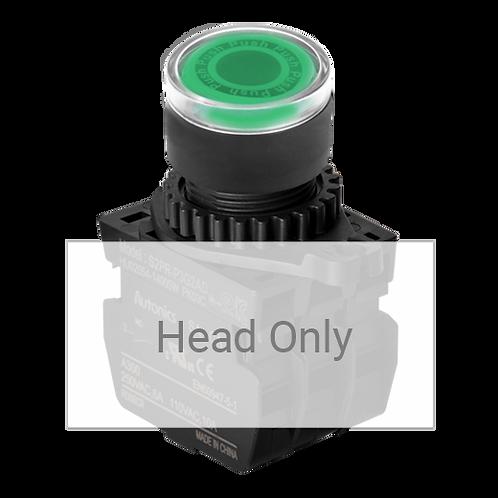 Botón pulsador iluminado S2PR-P3G