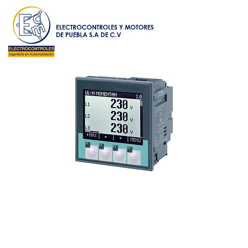 SENTRON aparato de medida 7KM2112-0BA00-3AA0