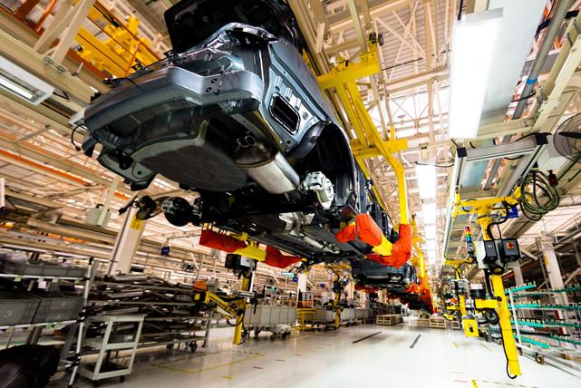 mantenimiento a linea de produción automotriz electrocontroles y motores de puebla