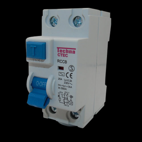 Interruptor de Corriente CTEC2100100
