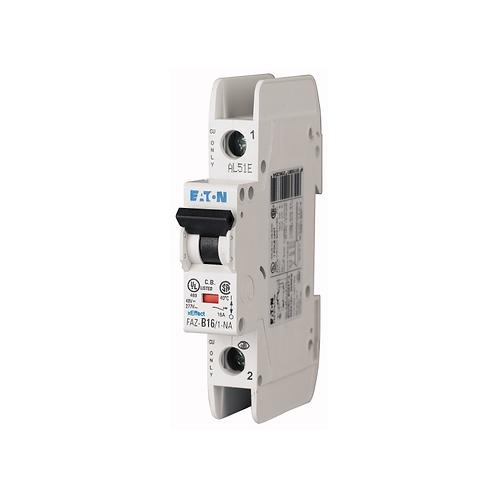 Miniature circuit-breakers FAZ-C1/1-NA