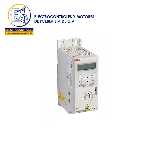 Convertidor de frecuencia ACS150-03E-03A5-2