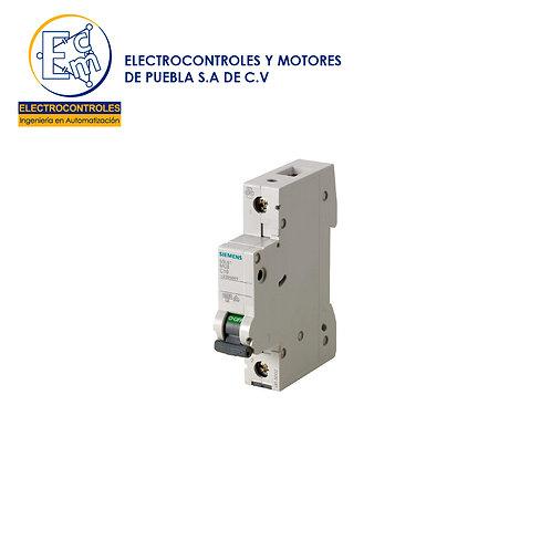 Disyuntor miniatura 5SL6102-7CC