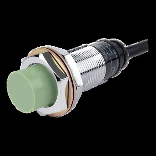 Sensor de proximidad cilíndrico distancia de sensado 8 mm PR18-8AO