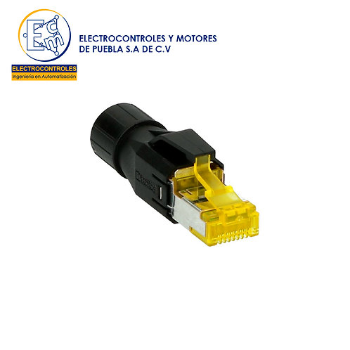 Conector enchufable RJ45 VS-08-RJ45-10G/Q