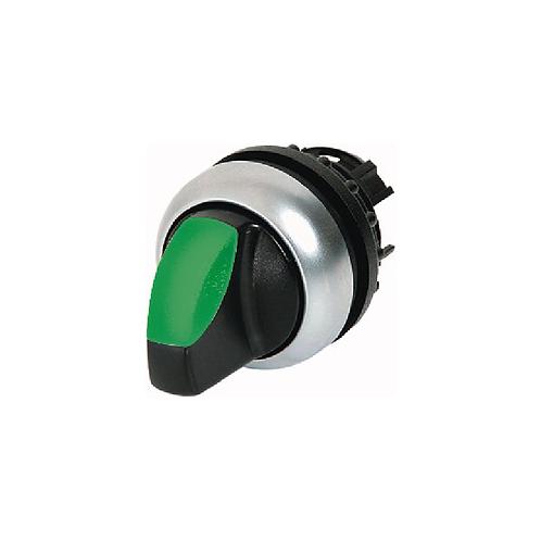 selector iluminado M22-WLK-G