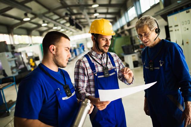 Mantenimiento industrial preventivo electrocontroles y motores