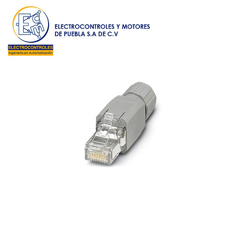 Conector enchufable RJ45 - VS-08-RJ45-5-Q/IP20