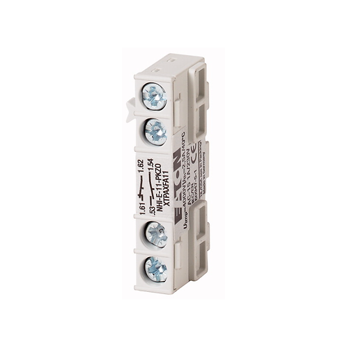 Contacto auxiliar estándar NHI-3-11-PKZ0