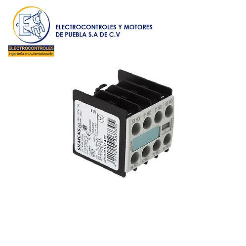 Contactores auxiliares 3RH1911-1FA22