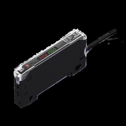 Sensor de fibra óptica con doble display BFX-D1-P