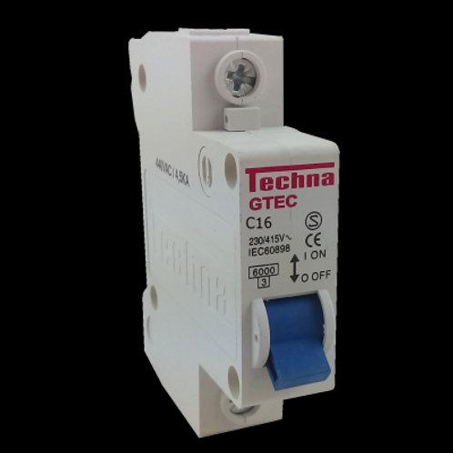 Interruptores Miniatura 1C16
