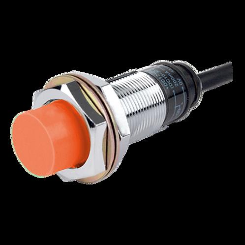 Sensor de proximidad cilíndrico distancia de sensado 8 mm PR18-8DP