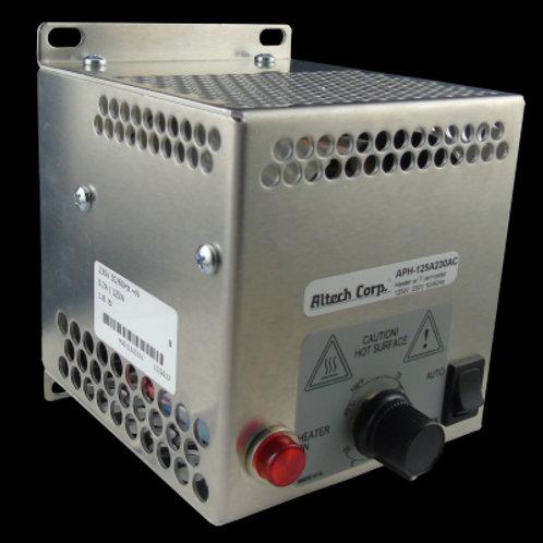 Calentador Eléctrico Con Termostato APH-125A230AC
