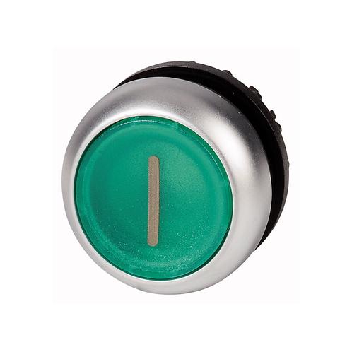 Actuadores de pulsadores iluminados M22-DL-G-X1